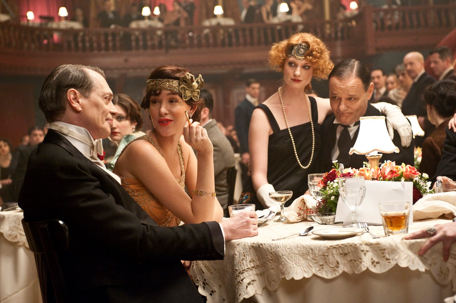 Đế Chế Ngầm 1 | Boardwalk Empire Season 1