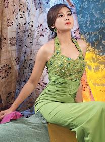 Myanmar sxey girl