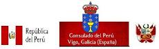 WEB Consulado de Perú en Vigo.