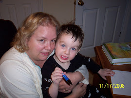 Me and my grandson Ethan