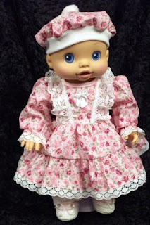 Visit AdorableDollClothes.com for Baby Alive Doll Clothes and accessories