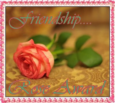 [friendship+rose+award]