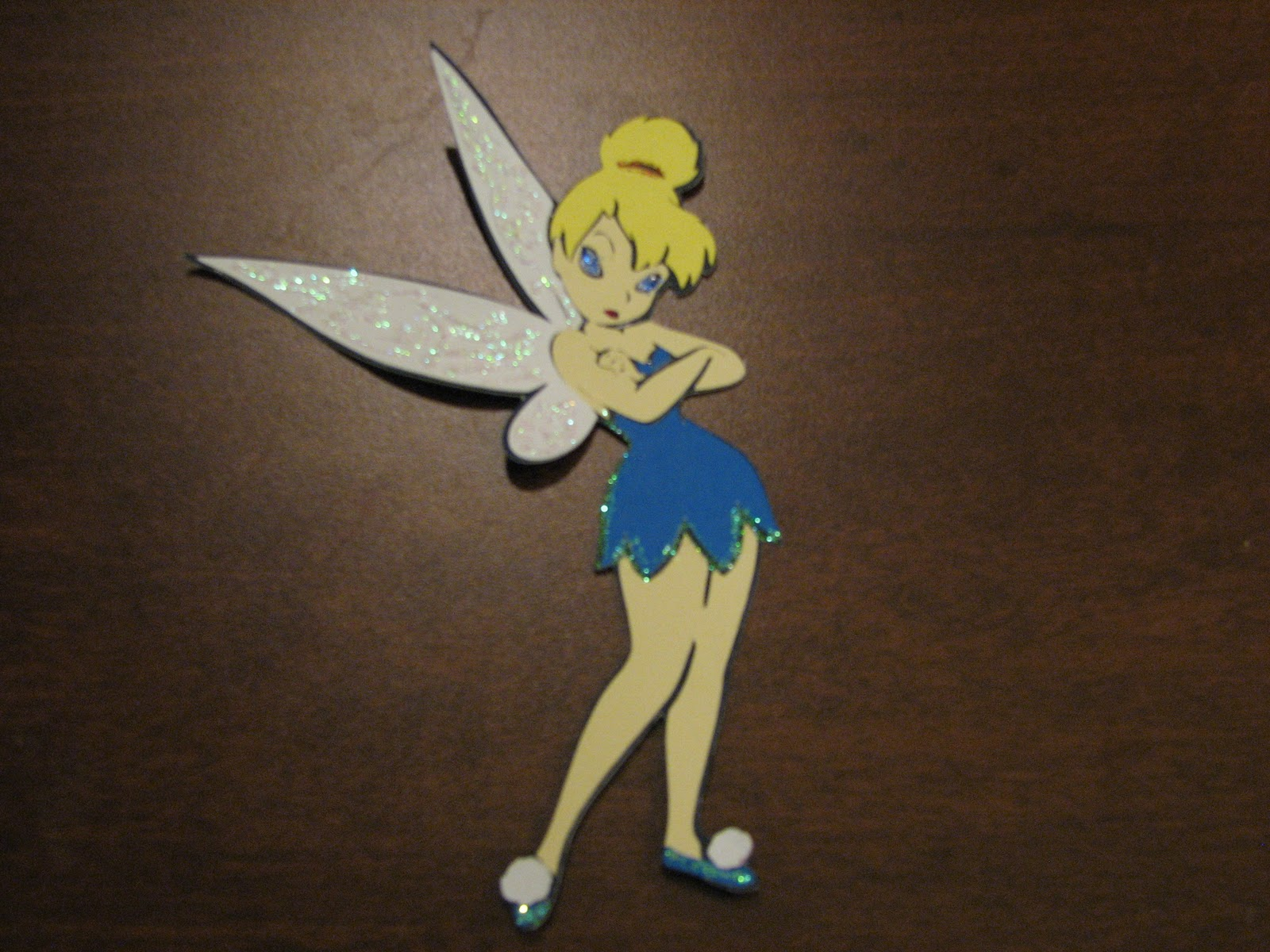 Scrapping Mommy: Tinker Bell with Attitude