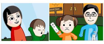 Wii figurer