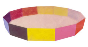 Ring, 1968, Ronald Davis