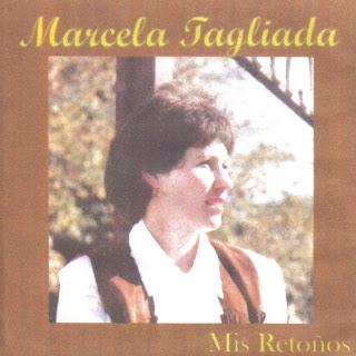tapa de Mis Retoños, el disco de Marcela Tagliada