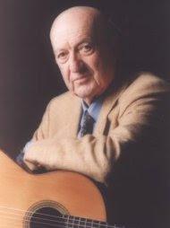EDUARDO FALÚ, gran guitarrista de la música argentina