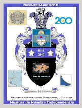 """Bicentenario 2010 """"Musicas de Nuestra Independencia"""""""