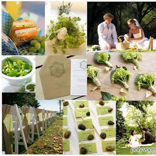 idee per matrimonio economico picnic wedding