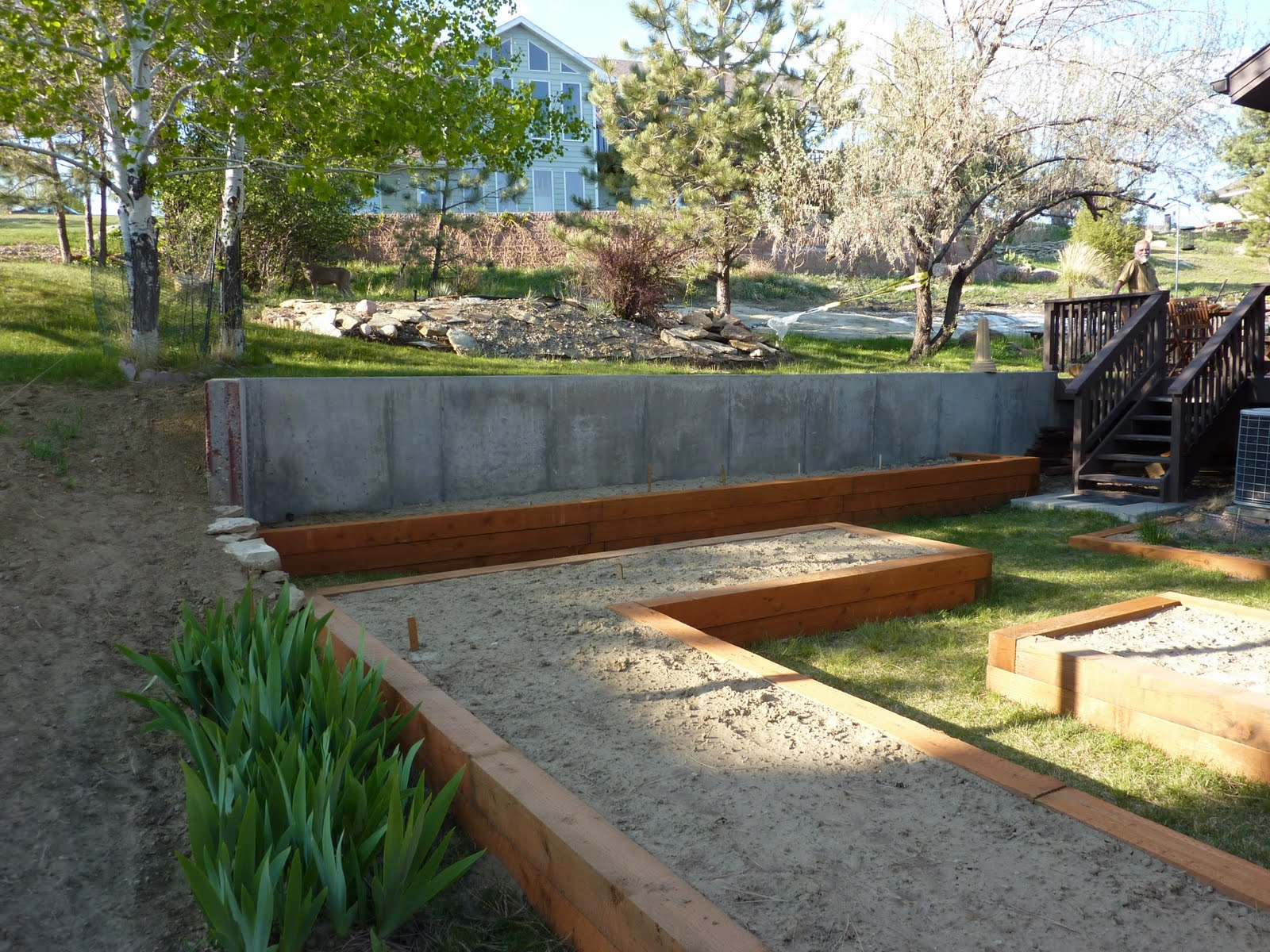 Backyard Garden Beds :  from a High Plains Garden RAISED BEDS FOR EFFICIENT BACKYARD GARDENS