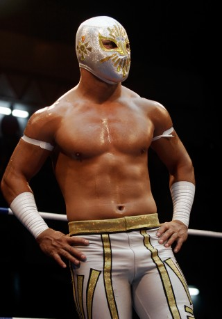sin cara wwe without mask. sin cara wrestler no mask. wwe