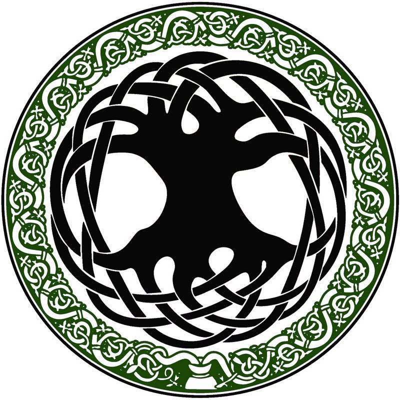 "Original design Celtic Tree of Life"" by Jen Delyth ©1990 - www ..."