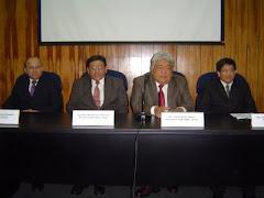 Ceremonia de juramentación de la JD - SPR (2009-2011)