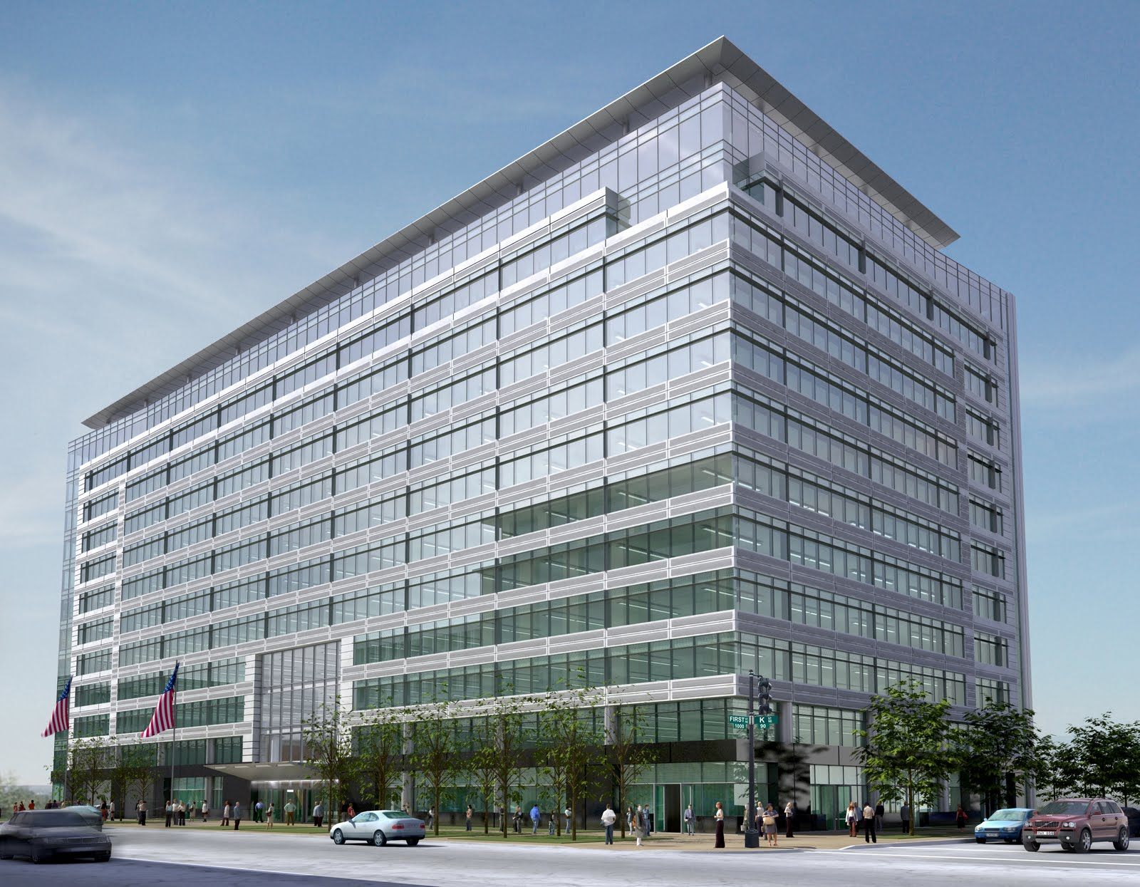 Dcmud The Urban Real Estate Digest Of Washington Dc Dc 39 S Newest Office Building Uniting Noma