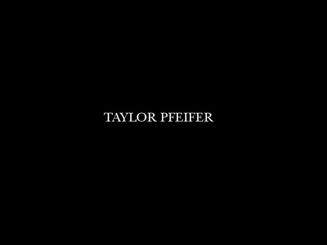 Taylor Pfeifer