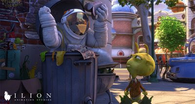 Planet 51 Movie