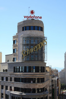 Edificio del movimiento Moderno Madrid