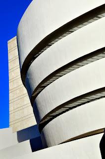 Exterior Museo Guggenheim Frank Lloyd Wright