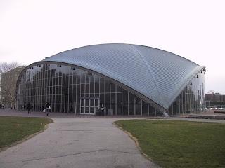 Auditorio Kresge Saarinen