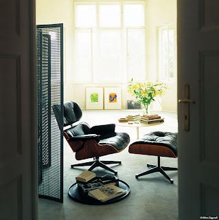 silla eames lounge de vitra
