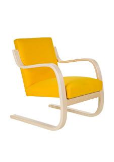 Silla 402 Alvar Aalto