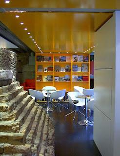 Diespeker Wharf Diseño interior