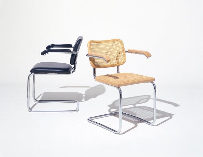 silla cesca b32 de marcel breuer blog arquitectura y dise o. Black Bedroom Furniture Sets. Home Design Ideas