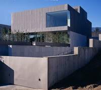 Casa de Zinc de Nieto Sobejano