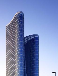 Rascacielos Emiratos Árabes Unidos