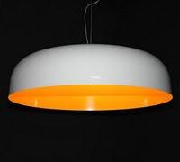 Lámpara Canopy de Oluce