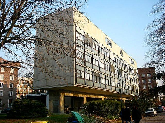 Pabell n suizo de le corbusier y pierre jeannere par s for Blog arquitectura y diseno