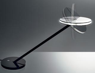 Lámpara minimalista de sobremesa