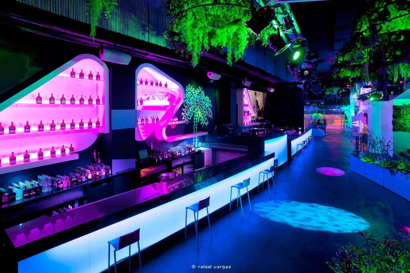 Дизайн баров ресторанов клубов