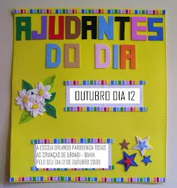 12 DE OUTUBRO DIA DA CRIANÇA