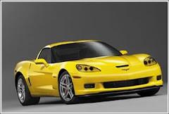 Corvette tuyet