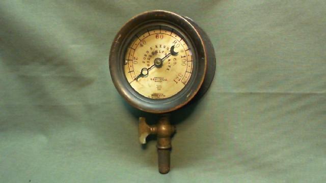 Steampunk gear pressure gauges - Steampunk pressure gauge ...