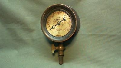 Steampunk gear october 2010 - Steampunk pressure gauge ...