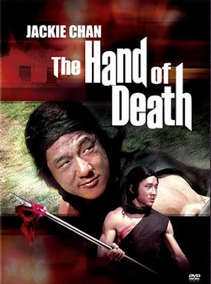 the hand of death.