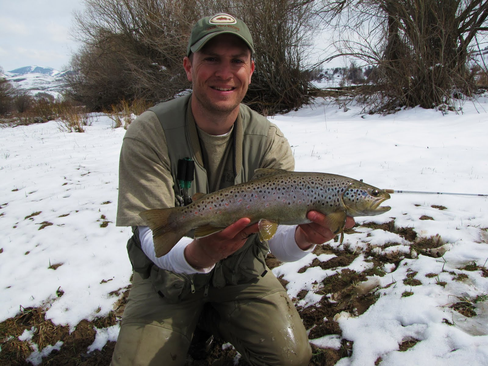 Ricks reel adventures flaming gorge for Flaming gorge fishing guides