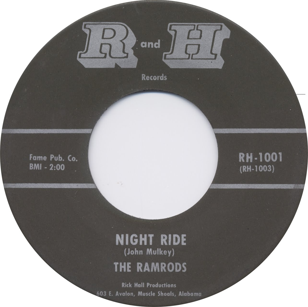 The Ramrods Night Ride