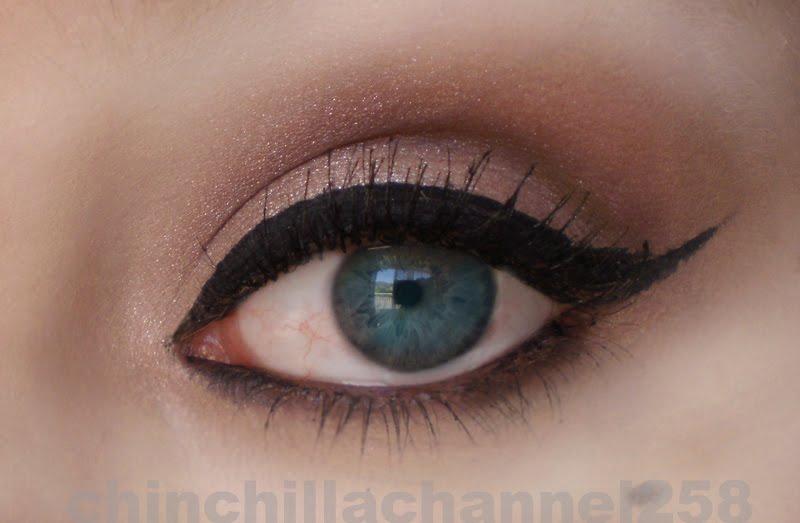 vintage pinup makeup. Pin up / Vintage Eye make up