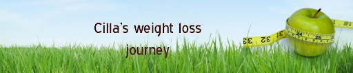 cilla's weight loss journey