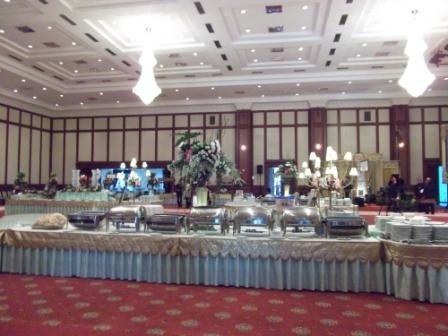 revy wedding organizer: gedung dhanapala