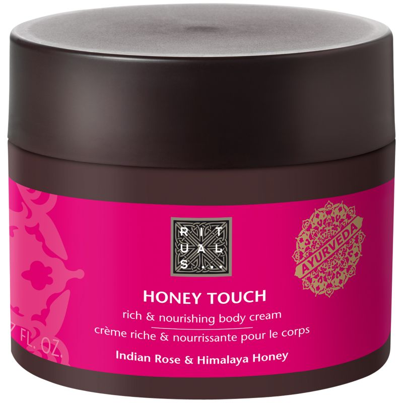sensory fixation review rituals honey touch body cr me. Black Bedroom Furniture Sets. Home Design Ideas