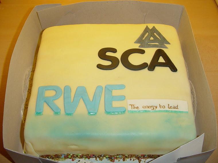 Voor en van Bennie: Afscheid SCA Start RWE