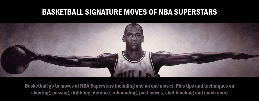 NBA Superstars Basketball Moves Videos