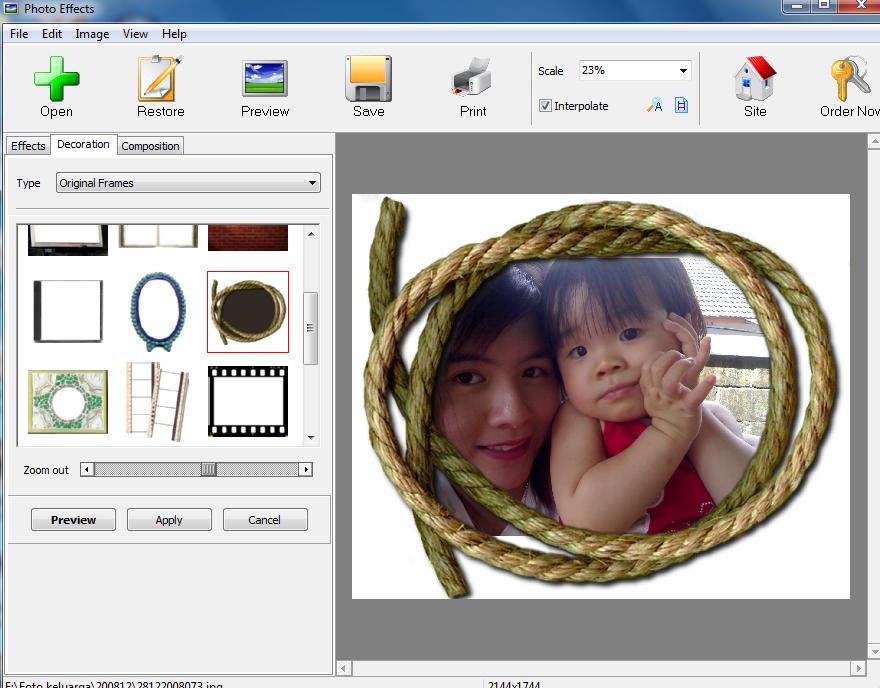 aplikasi editing bagi anda yang hobi untuk mengotak atik foto foto
