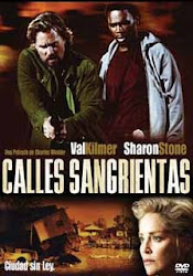 Calles Sangrientas Poster