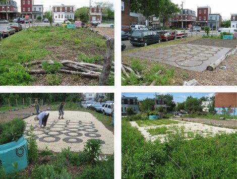 Not Garden / Peg landscape design | BLOSSOM ZINE BLOG