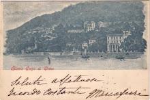 Una fantastica raccolta di cartoline Lago di Como